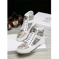 Versace High Tops Shoes For Men #462288