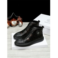 Versace High Tops Shoes For Men #462289