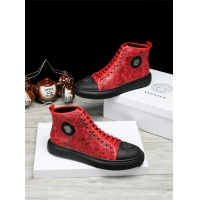 Versace High Tops Shoes For Men #462290