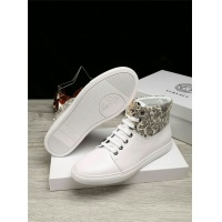 Versace High Tops Shoes For Men #462295