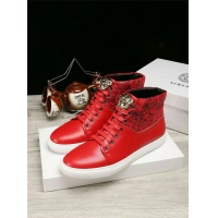 Versace High Tops Shoes For Men #462300