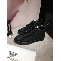 Armani High Tops Shoes For Men #462314