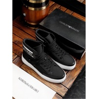 Armani High Tops Shoes For Men #462315