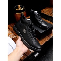 Armani High Tops Shoes For Men #462316