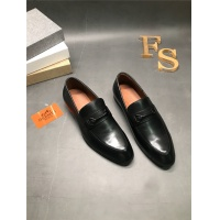 Armani Leather Shoes For Men #462716