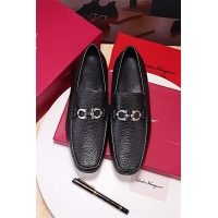 Salvatore Ferragamo SF Leather Shoes For Men #463263
