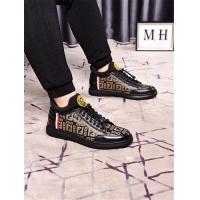 Fendi High Tops Shoes For Men #463297
