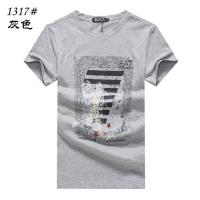 Armani T-Shirts Short Sleeved O-Neck For Men #463321