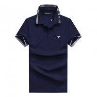 Armani T-Shirts Short Sleeved Polo For Men #463361