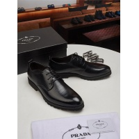 Prada Leather Shoes For Men #463480