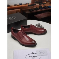 Prada Leather Shoes For Men #463482