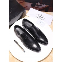 Prada Leather Shoes For Men #463492