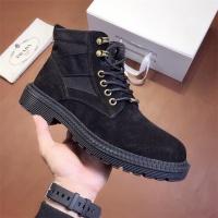 Prada Fashion Boots For Men #463510