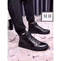 Prada High Tops Shoes For Men #463609
