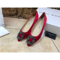 Manolo Blahnik Flat Shoes For Women #463733