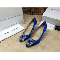 Manolo Blahnik High-Heeled Shoes For Women #463735