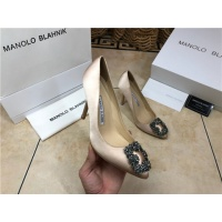 Manolo Blahnik High-Heeled Shoes For Women #463738