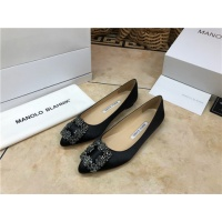 Manolo Blahnik Flat Shoes For Women #463740
