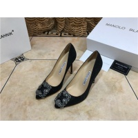 Manolo Blahnik High-Heeled Shoes For Women #463741