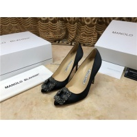 Manolo Blahnik High-Heeled Shoes For Women #463743