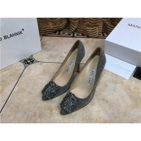 Manolo Blahnik High-Heeled Shoes For Women #463744