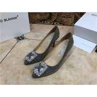 Manolo Blahnik High-Heeled Shoes For Women #463745