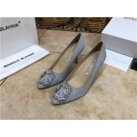 Manolo Blahnik High-Heeled Shoes For Women #463752
