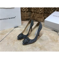 Manolo Blahnik High-Heeled Shoes For Women #463754