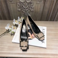 Roger Vivier High-Heeled Shoes For Women #463759