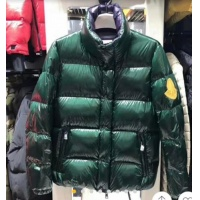 Moncler Down Coats Long Sleeved Zipper For Men #463890