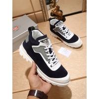 Cheap Prada Casual Shoes For Men #463913 Replica Wholesale [$82.45 USD] [W#463913] on Replica Prada New Shoes