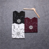 Cheap Versace T-Shirts Short Sleeved O-Neck For Men #463933 Replica Wholesale [$24.25 USD] [W#463933] on Replica Versace T-Shirts
