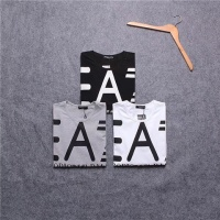 Cheap Armani T-Shirts Short Sleeved O-Neck For Men #463964 Replica Wholesale [$24.25 USD] [W#463964] on Replica Armani T-Shirts