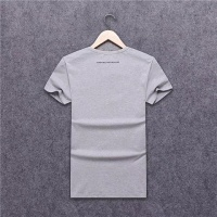 Cheap Armani T-Shirts Short Sleeved O-Neck For Men #463965 Replica Wholesale [$24.25 USD] [W#463965] on Replica Armani T-Shirts