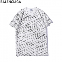 Balenciaga T-Shirts Short Sleeved O-Neck For Men #463972
