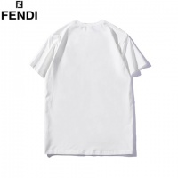 Cheap Fendi T-Shirts Short Sleeved O-Neck For Men #463981 Replica Wholesale [$32.98 USD] [W#463981] on Replica Fendi T-Shirts