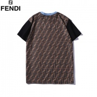 Cheap Fendi T-Shirts Short Sleeved O-Neck For Men #463983 Replica Wholesale [$32.98 USD] [W#463983] on Replica Fendi T-Shirts