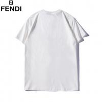 Cheap Fendi T-Shirts Short Sleeved O-Neck For Men #463988 Replica Wholesale [$28.13 USD] [W#463988] on Replica Fendi T-Shirts