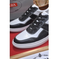 Cheap Prada Casual Shoes For Men #463992 Replica Wholesale [$77.60 USD] [W#463992] on Replica Prada New Shoes