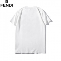 Cheap Fendi T-Shirts Short Sleeved O-Neck For Men #464007 Replica Wholesale [$31.04 USD] [W#464007] on Replica Fendi T-Shirts
