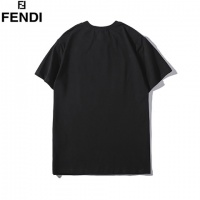 Cheap Fendi T-Shirts Short Sleeved O-Neck For Men #464015 Replica Wholesale [$31.04 USD] [W#464015] on Replica Fendi T-Shirts