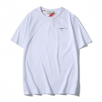 Cheap Off-White T-Shirts Short Sleeved O-Neck For Men #464044 Replica Wholesale [$28.13 USD] [W#464044] on Replica Off-White T-Shirts