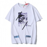 Cheap Off-White T-Shirts Short Sleeved O-Neck For Men #464045 Replica Wholesale [$28.13 USD] [W#464045] on Replica Off-White T-Shirts