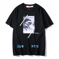 Cheap Off-White T-Shirts Short Sleeved O-Neck For Men #464046 Replica Wholesale [$28.13 USD] [W#464046] on Replica Off-White T-Shirts