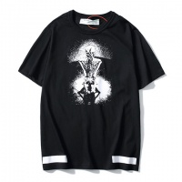 Off-White T-Shirts Short Sleeved O-Neck For Men #464048