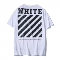 Cheap Off-White T-Shirts Short Sleeved O-Neck For Men #464050 Replica Wholesale [$28.13 USD] [W#464050] on Replica Off-White T-Shirts