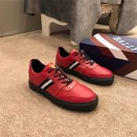 Cheap Bally High Tops Shoes For Men #464053 Replica Wholesale [$75.66 USD] [W#464053] on Replica Bally High-Tops Shoes