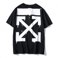 Off-White T-Shirts Short Sleeved O-Neck For Men #464056
