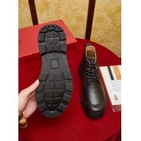 Cheap Bally Fashion Boots For Men #464100 Replica Wholesale [$79.54 USD] [W#464100] on Replica Bally Fashion Boots
