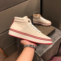 Cheap Bally High Tops Shoes For Men #464113 Replica Wholesale [$79.54 USD] [W#464113] on Replica Bally High-Tops Shoes
